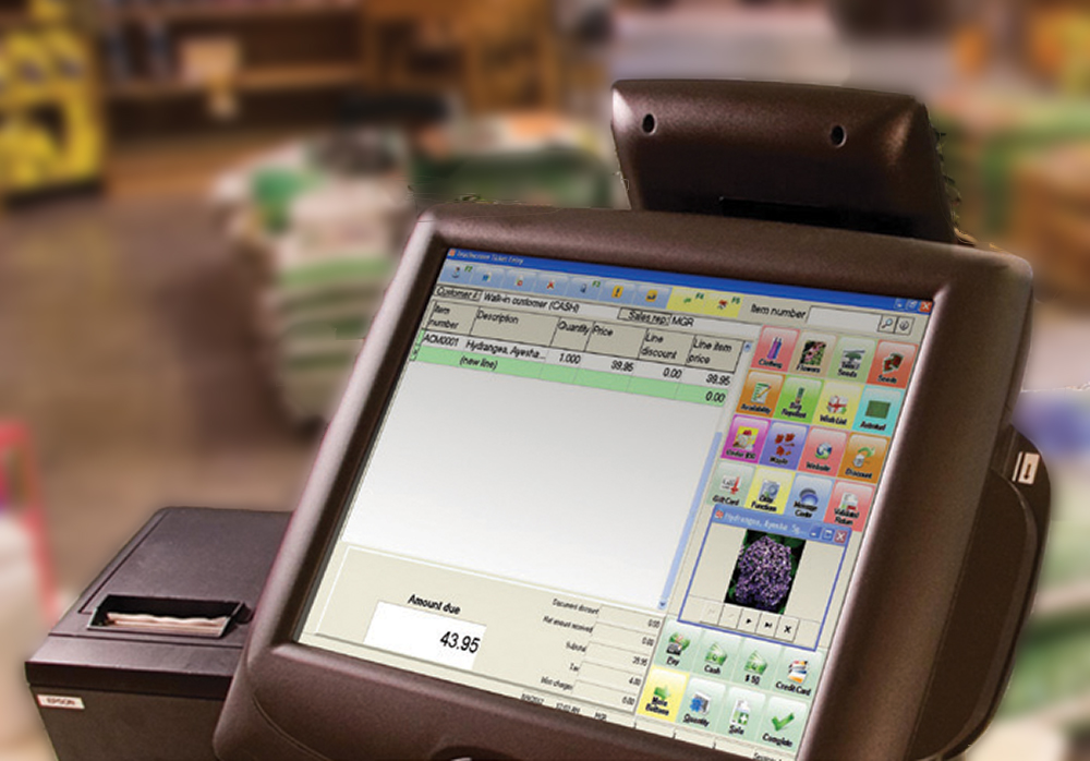 <b>NCR Counterpoint</b><br>A Full-Featured Point of Sale Software Solution For Retailers and Wholesalers